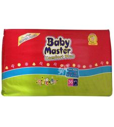 Baby Master Diapers  Small (36Pcs )