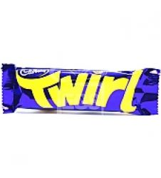 CADBURY TWIRL - 12 BARS