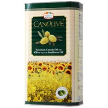 Canolive Premium Canola Oil (4.5Ltr)
