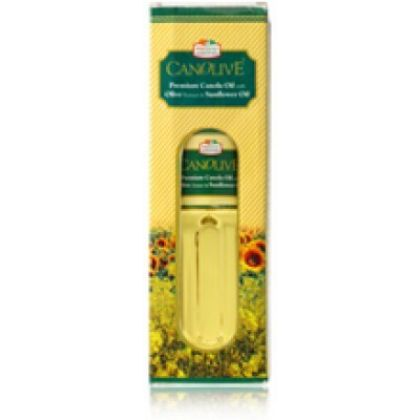 Canolive Premium Canola Oil Bottle (1Ltr )