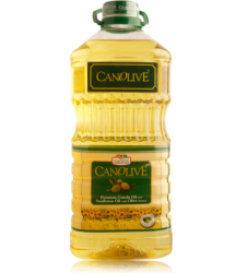 Canolive Premium Canola Oil Bottle(3Ltr)