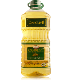 Canolive Premium Oil Bottle (5Ltr)