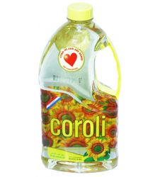 Coroli Sunflower Oil (4ltr)