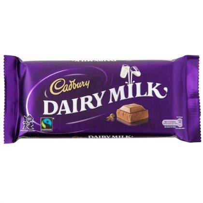 Cadbury Dairy Milk Bar