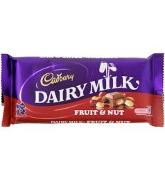 Dairy Milk Fruit & Nut Chocolate 200G