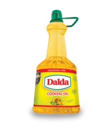 Dalda Cooking Oil Bottle (4.5Ltr)