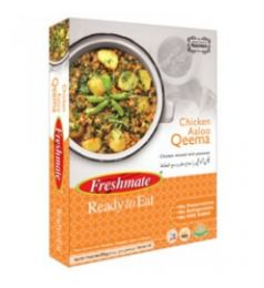 Freshmate Chicken Aaloo Qeema (275gm)