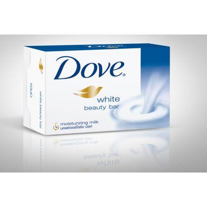 DOVE BAR WHITE (75G)