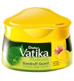 Vatika Naturals Dandruff Guard Style Hair Cream (70ml)