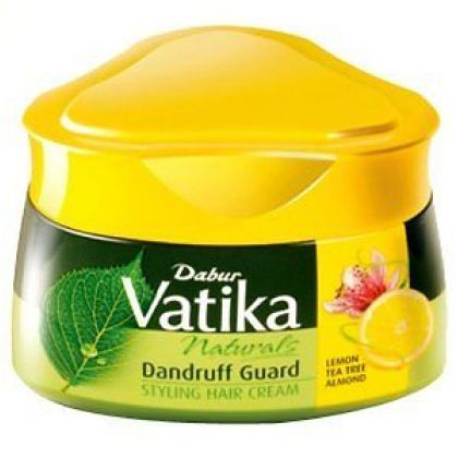 Vatika Naturals Dandruff Guard Style Hair Cream (70ml)