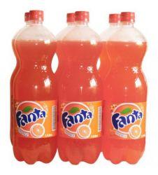 Fanta (6x2.25Ltr)