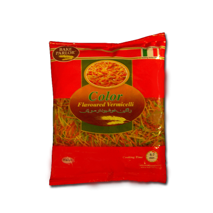 Bake Parlor Flavoured Colour Vermicelli (400G)