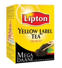 Lipton Yellow Label Mega Daane (190G)