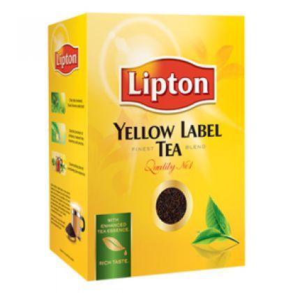 Lipton Yellow Label Tea (380G)