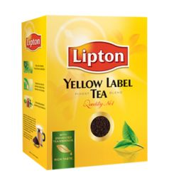 Lipton Yellow Label Tea (95G)