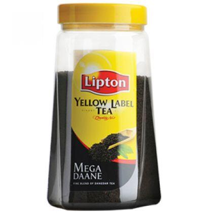 Lipton Yellow Label Tea -Jar (475G)