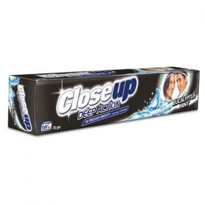 Close Up Gel Eucalyptus Mint Toothpaste (125g)