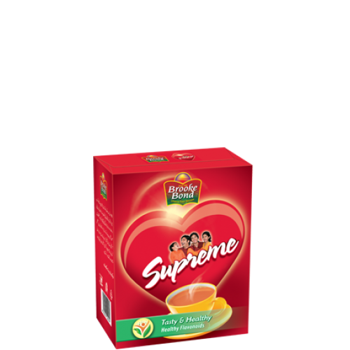 Brooke Bond Supreme Black Tea (450gm) - Tea & coffee | Gomart pk