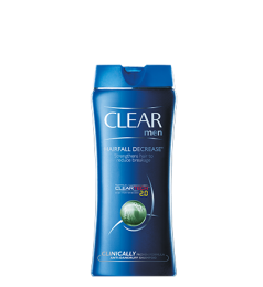 Clear Shampoo For Men - Anti Hairfall (200ml)