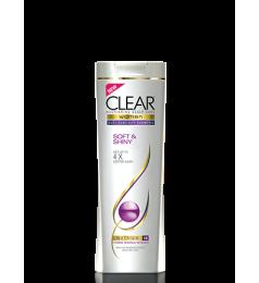 Clear Shampoo For Women - Soft & Shiny (200ml)