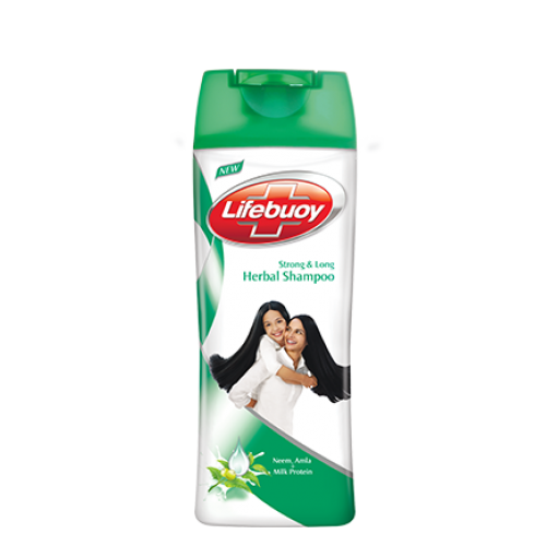 Lifebuoy Shampoo Herbal 400ml Hair Shampoo Gomart Pk