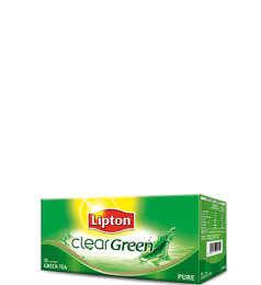 Lipton Grean Tea Bag - Plain (25 Sachet Pack)
