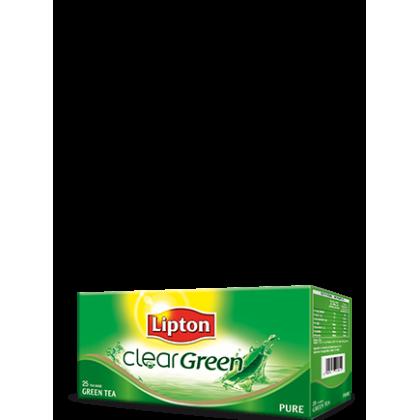 Lipton Grean Tea Bag - Plain (25 Sachet Pack)