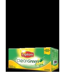 Lipton Green Tea Bag - Lemon (25 Sachet Pack)