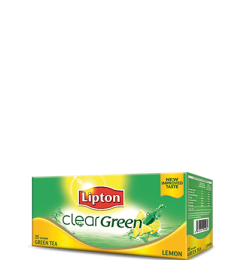 Lipton Green Tea Bag - Lemon (25 Sachet Pack)