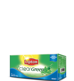 Lipton Green Tea Mint (25 Sachet)