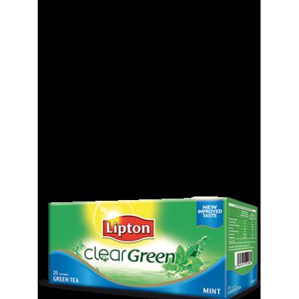 Lipton Green Tea Mint (25 Sachet)