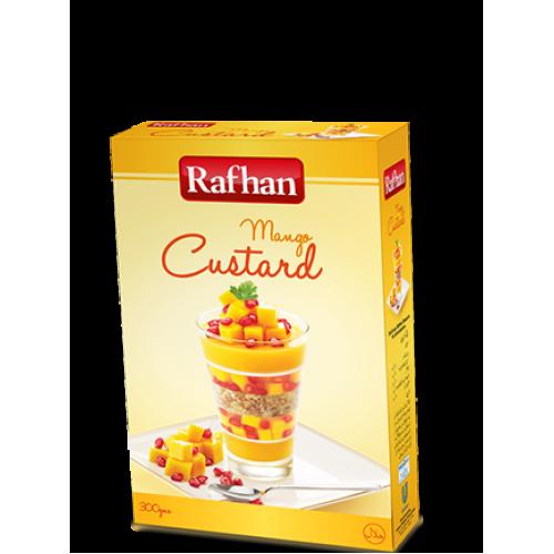 Rafhan Custard Mango 300g Jams Jelly Cheese