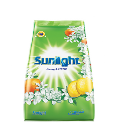 SUNLIGHT WASHING POWDER - GREEN (1KG )