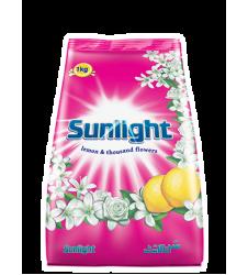 SUNLIGHT WASHING POWDER - PINK (1KG )