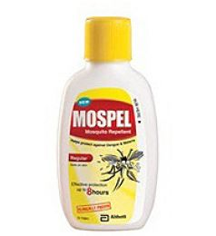 Abbott Mospel Mosquito Repellent (45ml)