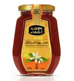 Al Shifa Orange Blossom Honey (500gm)