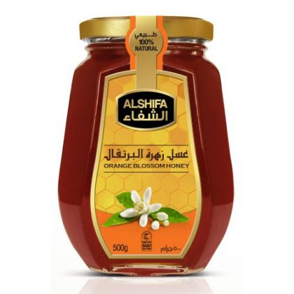 Al Shifa Orange Blossom Honey (500gm)