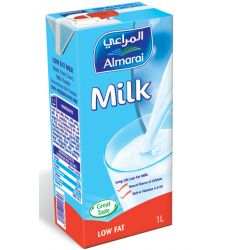 Almarai Milk Low Fat (1ltr)