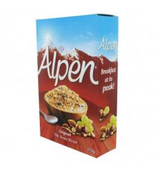 Alpen Original Cereal (375gm)