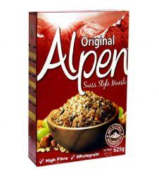 Alpen Original Swiss Style Muesli Cereal (625gm)