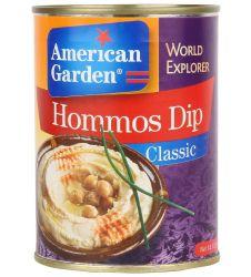 American Garden Hommos Dip (400gm)