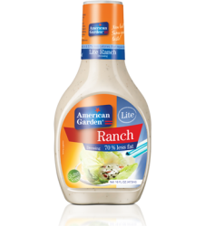 American Garden Lite Ranch (267ml)