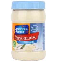 American Garden Mayonnaise Lite (450gm)