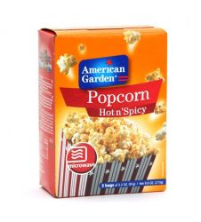 American Garden Popcorn Hot & Spicy (273gm)