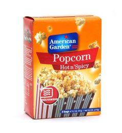 American Garden Popcorn Hot & Spicy (273gm)
