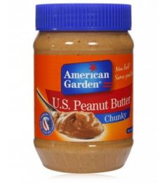 American Garden U.s. Peanut Butter Chunky (510gm)