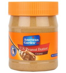 American Garden U.s. Peanut Butter Creamy (340gm)