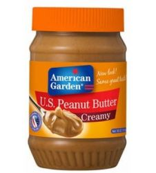 American Garden U.s. Peanut Butter Creamy (510gm)