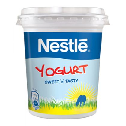 Nestle Yogurt Sweet n Tasty (400gm)