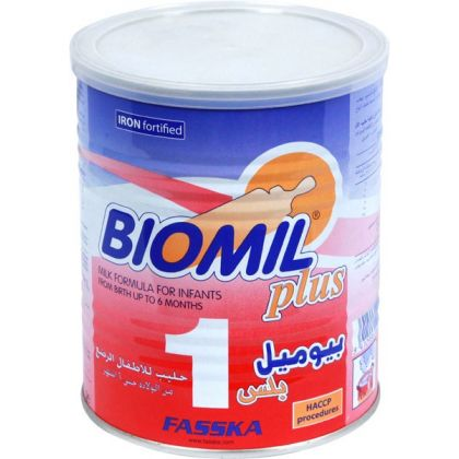 Biomil Plus 1 Milk Powder (400gm)